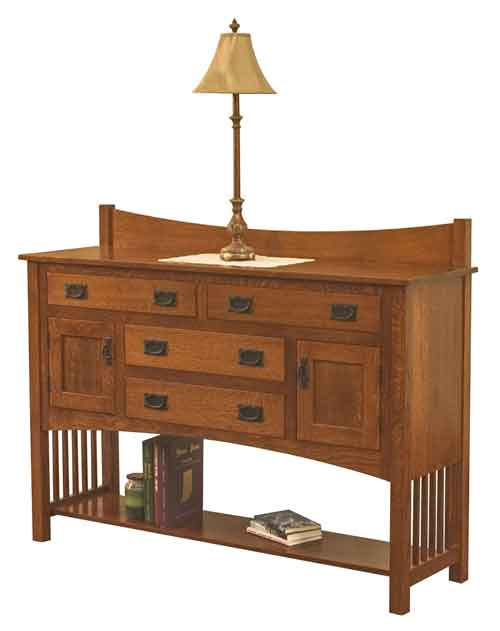Amish Perlon Sideboard